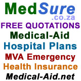 Free Medical Aid and Hospital Plan quotes